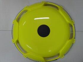 Колпак колеса 22,5 передний желтый флуоресцентный