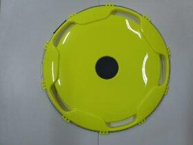 Колпак колеса 22,5 задний желтый флуоресцентный