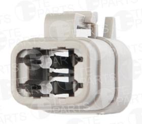 Разъем электрический 4 контакта (к 7804442)