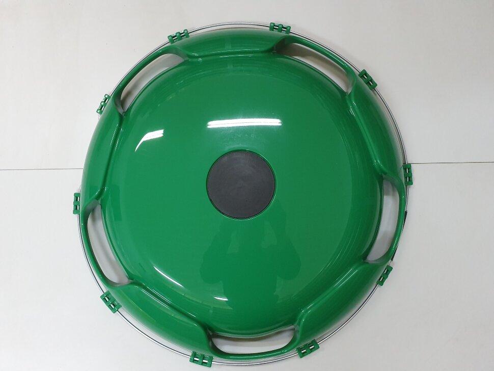 Колпак колеса 22,5 передний зеленый