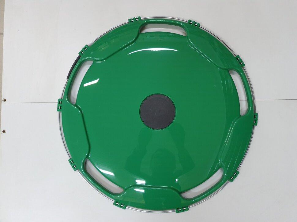 Колпак колеса 22,5 задний зеленый
