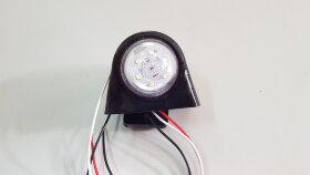Рог прицепа прямой 65мм LED