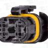 Разъем электрический 4 контакта MAN TGA, TGX, TGL