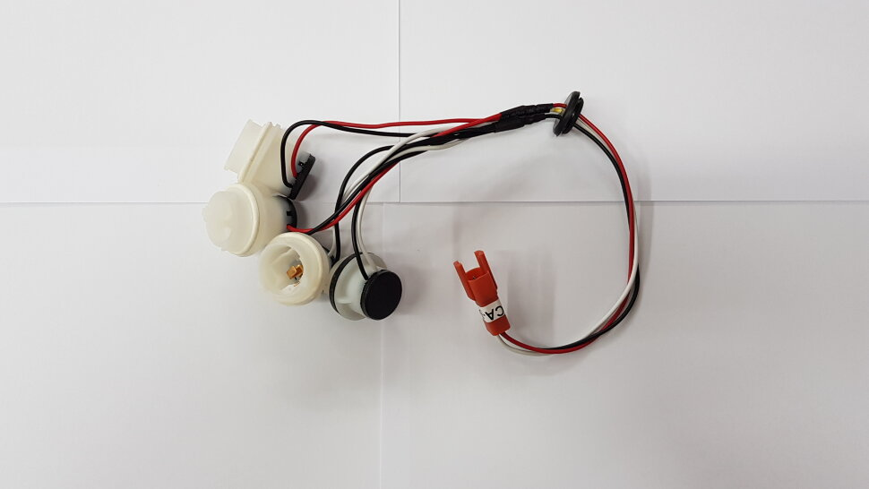 Комплект кабеля и патронов
