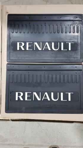 Брызговики 330x520 RENAULT