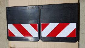 Брызговики 400x400 негабарит светоотражающие
