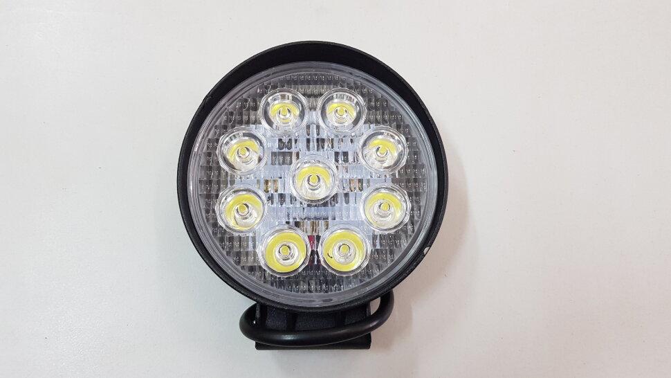 Фара противотуманная / рабочего света 9 LED
