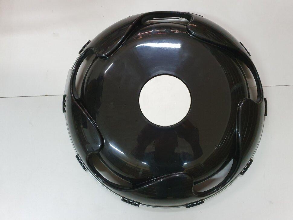 Колпак колеса 17,5 передний черный