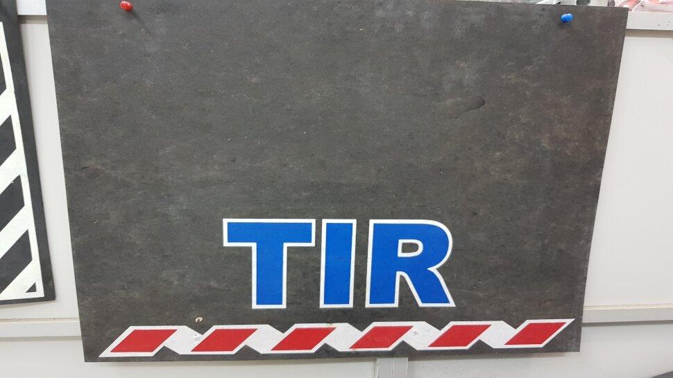 Брызговики 400x600 TIR