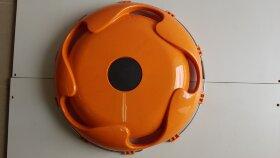 Колпак колеса 19,5 передний оранжевый