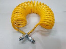 Пневматический шланг прицепа желтый M16 7,5м