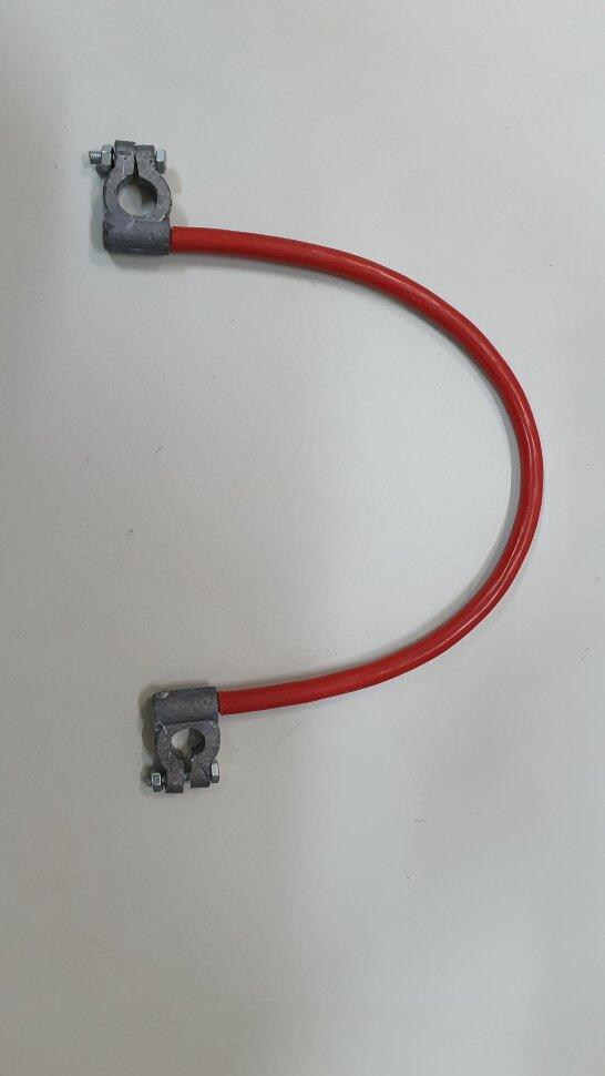 Перемычка АКБ свинец L=400мм