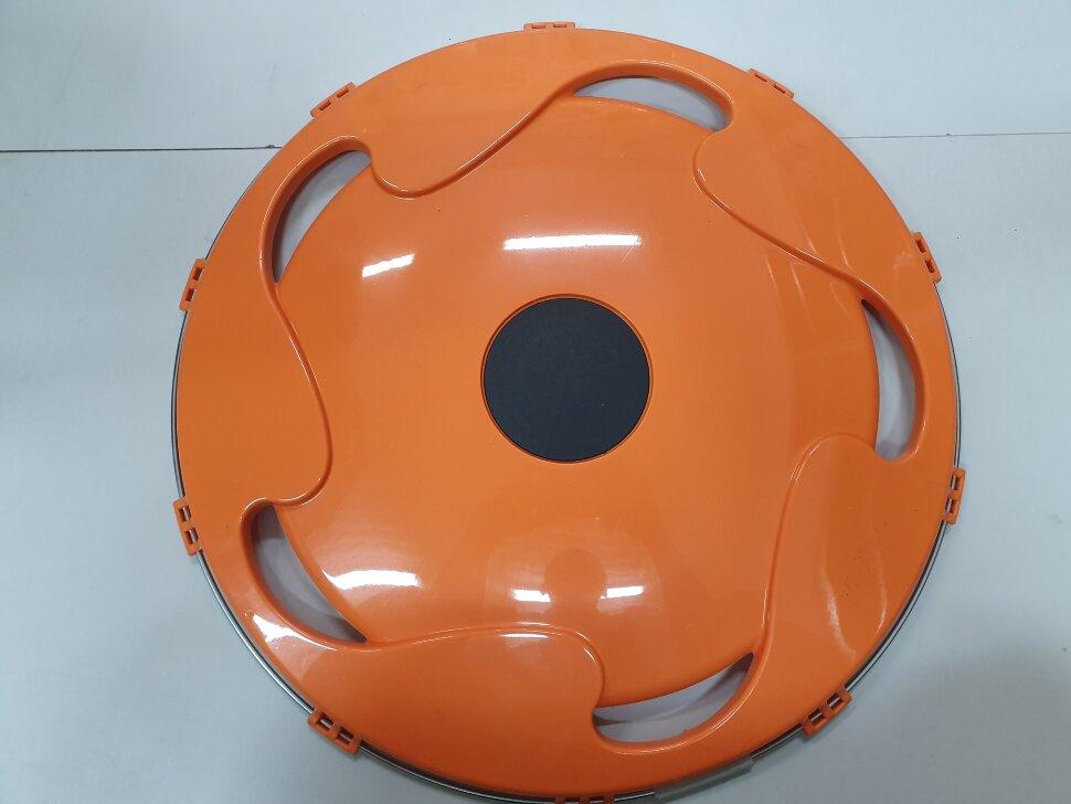 Колпак колеса 19,5 задний оранжевый