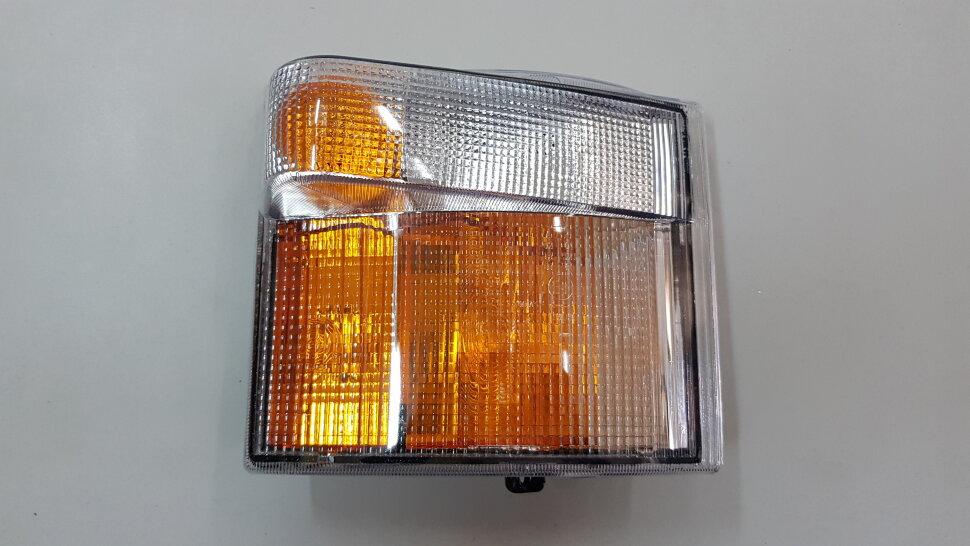 Рассеиватель поворотника Scania 4 левый