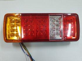 Фонарь задний 5-секционный левый LED