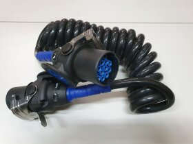 Электрический кабель прицепа EBS 15pin