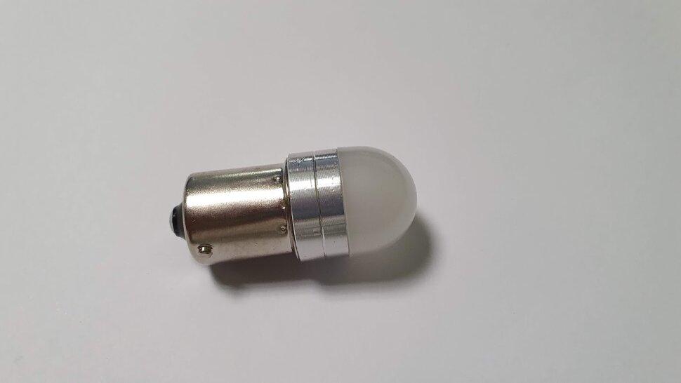 Лампа 24V R5W BA15s 6LED матовая
