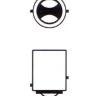 Лампа 24V P21/5W BAY15d 5LED двухконтактная