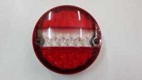 Фонарь задний 3-секционный с секцией заднего хода LED