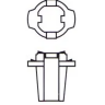 Лампочка 24V 1,2W B8,3d щитка приборов
