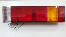 Фонарь задний 7-секционный правый Interplas