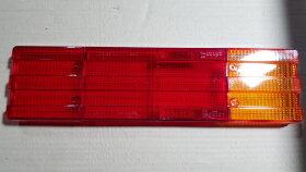 Стекло заднего фонаря 4-секционное MB