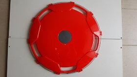 Колпак колеса 22,5 задний красный