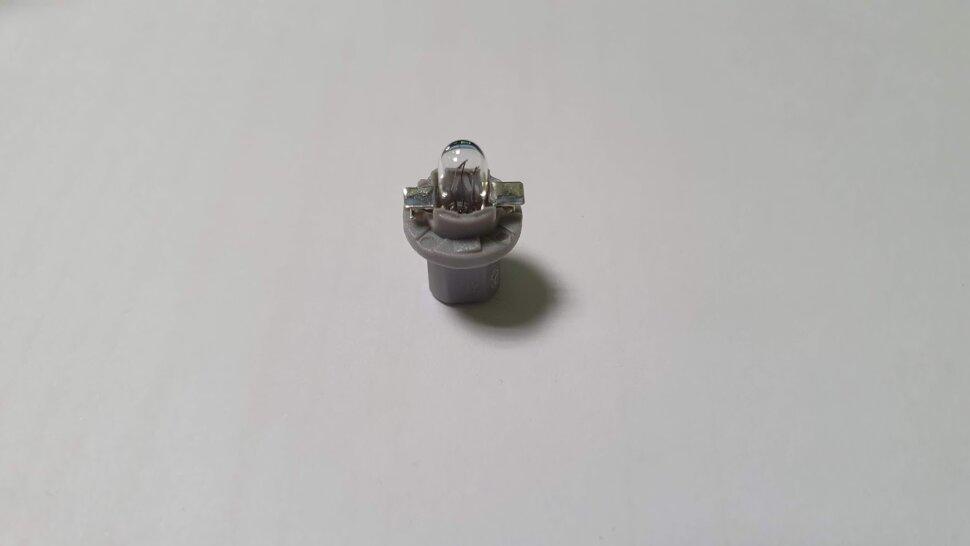 Лампочка 24V W1,2W B8,5d приборная