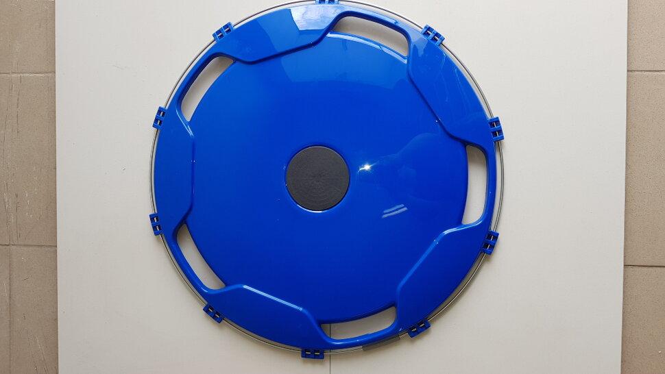 Колпак колеса 22,5 задний синий