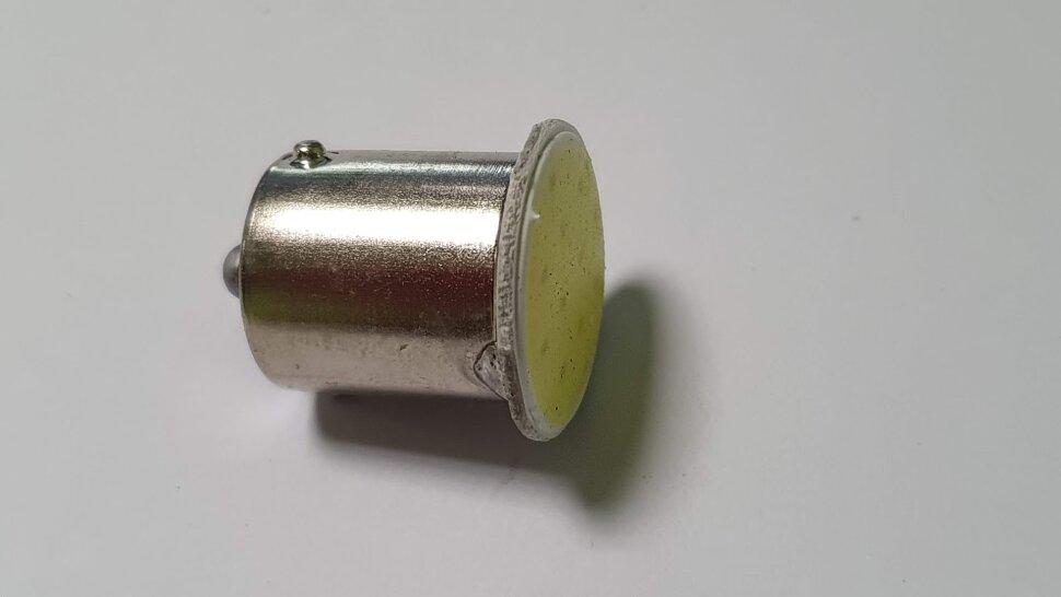 Лампа 24V R5W BA15s LED COB
