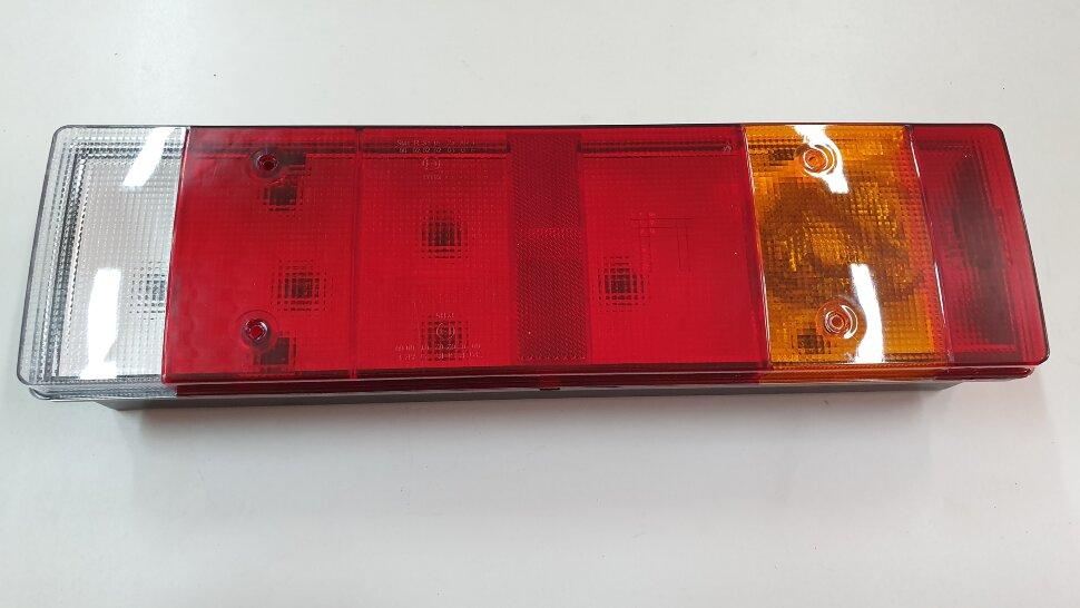 Фонарь задний 7-секционный DAF правый