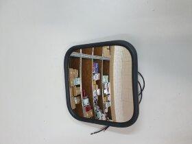 Зеркало с подогревом бордюрное 180*180