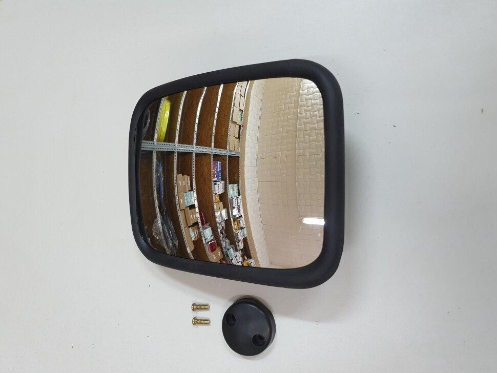 Зеркало без подогрева бордюрное 220*170