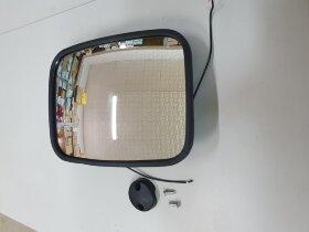 Зеркало бордюрное с подогревом 225*170