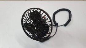 Вентилятор в кабину на присоске d=125 12V