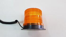 Маячок оранжевый LED стробоскоп H=105 D=117