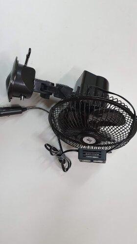 Вентилятор в кабину на присоске d=150 12V