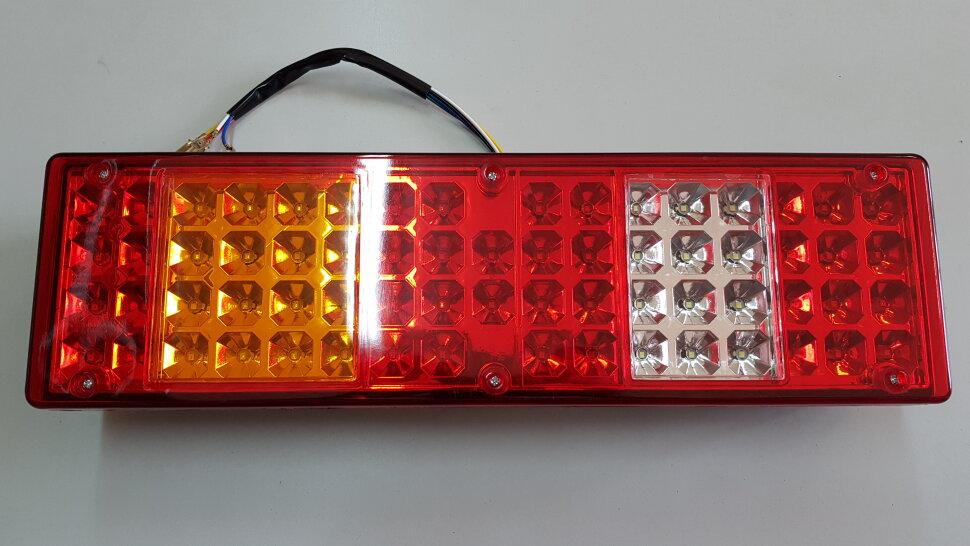 Фонарь задний МАЗ Евро LED левый