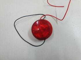 Светодиодный элемент красный в рога E102 4 диода