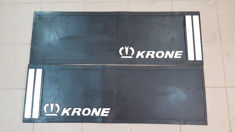 Брызговик 350x2400 KRONE длинный из 2-х частей