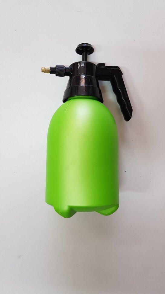 Опрыскиватель 2 литра зеленый