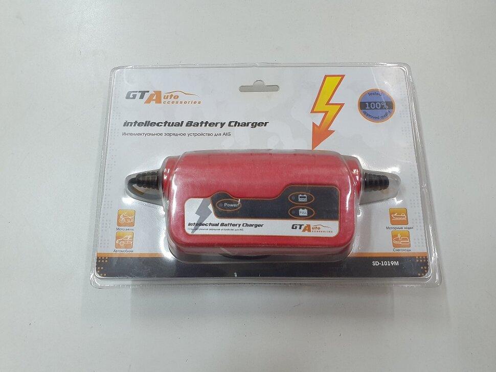 Зарядное устройство импульсное для АКБ