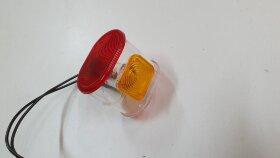 Световой элемент трехцветный в рога ФГ40