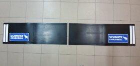 Брызговики 350x2400 SCHMITZ на синем фоне