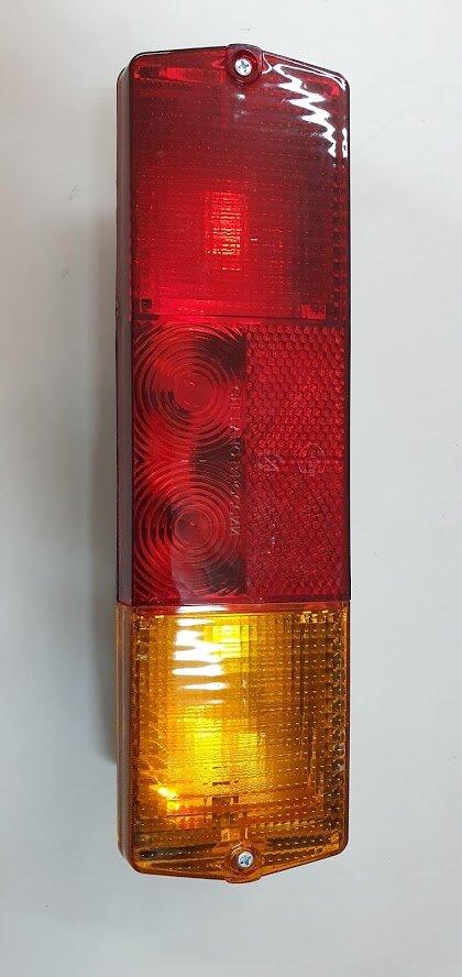 Фонарь задний КАМАЗ 5511 плоский правый