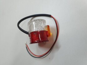 Светодиодный элемент трехцветный в рога ФГ40