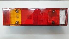 Фонарь задний 7-секционный левый Trucklight