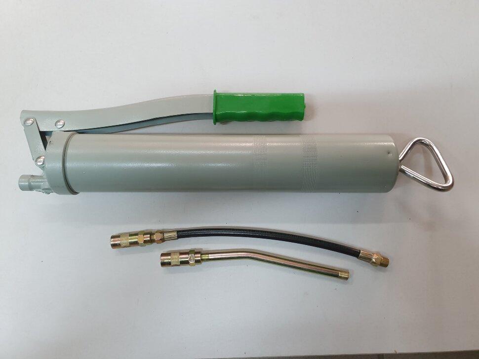Шприц для смазки ручной под тубу 500мл