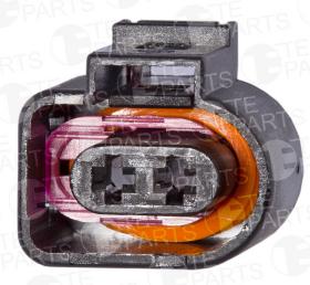 Разъем электрический 2-pin Volvo, Scania, MB (к 7810637)