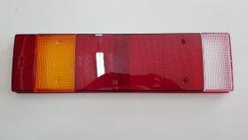 Стекло заднего фонаря MAN, DAF 7-секционное